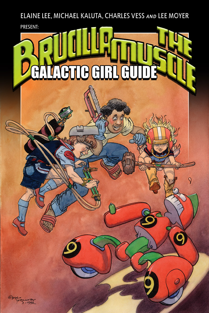 Galactic Girl Guides