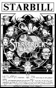 Starstruck Playbill