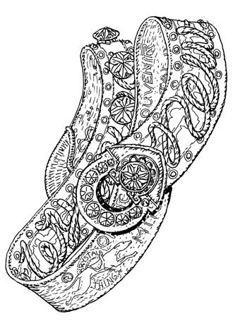 Mitochondrian Krystal Belt