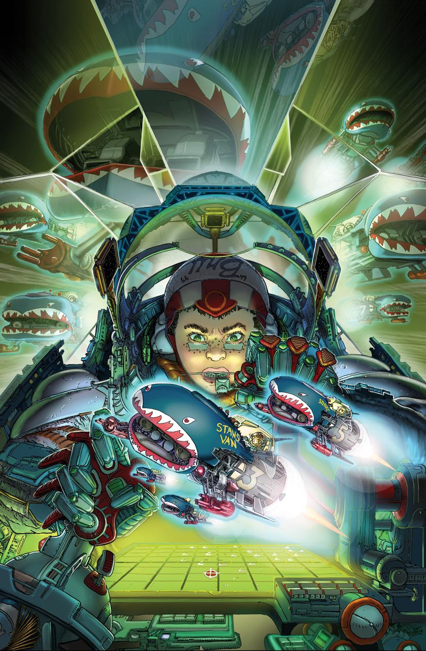 Starstruck 8 Cover